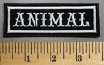 4991 L - Animal - Embroidery Patch