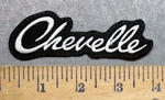 5616 L - Chevy Chevelle - Embroidery Patch