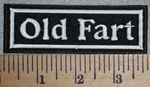 2705 L - Old Fart - Embroidery Patch