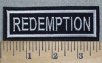 3250 L - Redemption - Embroidery Patch