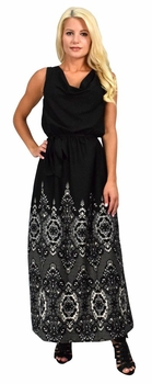 Summer Sophistication Maxi Dress