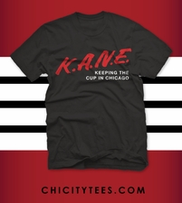 K.A.N.E Keeping The Cup In CHICAGO T-shirt