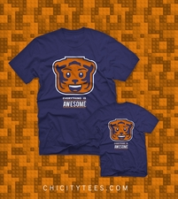 """AWESOME Bear"" T-shirt"