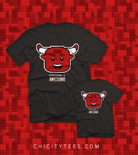 """AWESOME Bull"" T-shirt"