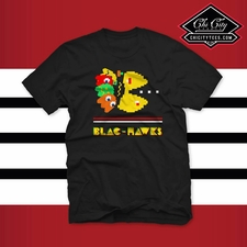 -PAC HAWK- T-shirt