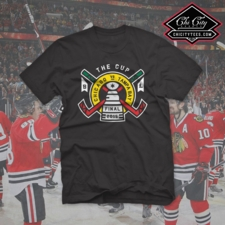 """The Cup"" Limited Edition Commemorative Tee"