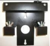 AllShapes A1700 Wall Mount Kit for Aastra VoIP Phones New