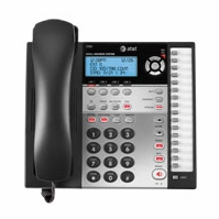 AT&T 1080 4-Line Speaker, CallerID/CW & Answering System New