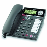 AT&T 993 2-Line Caller ID Telephone New