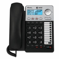 AT&T ML17929 2 Line Phone w/ Speaker & Caller ID New