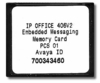 Avaya IP Office Embedded Messaging (Essential Edition)