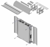 Avaya IP Office IP500V2 Wall Mounting Kit V3 New