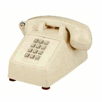cortelco 2554 wall phone manual