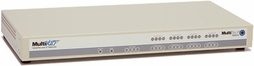 Multi-Tech MVP810 8-Port VOIP Gateway New
