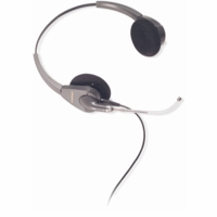Plantronics H101 Encore Binaural Headset For Cisco New