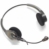 Plantronics H101N Encore Binaural Headset w/NC New