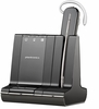 Plantronics SAVI W745 Unlimited Talk Time Wireless Headset