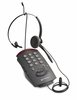 Plantronics T10 Single Line Headset Telephone w/Dial Pad New