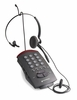 Plantronics T20 Dual-Line Headset Telephone w/Dial Pad New
