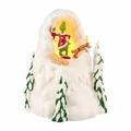 Dept 56 Grinch Village Atop Mount Crumpet Lit Figurine
