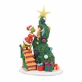 Dept 56 Grinch Village It Takes Two, Grinch & Cindy-Lou Figurine