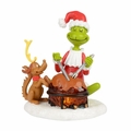 Dept 56 Grinch Village The Roast Beast Feast Lit Figurine