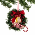 Dr. Seuss Cindy Lou Who Sisal Wreath Ornament