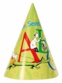 Dr. Seuss ABC Cone Hats 8 Pack