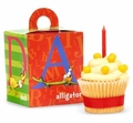 Dr. Seuss ABC Cupcake Boxes 4 Pack