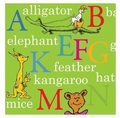 Dr. Seuss ABC Dessert Napkins 20 Pack