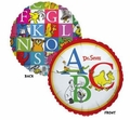 Dr. Seuss ABC Single Foil Balloon