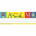 Dr. Seuss ABC Tented Name Plates 36 Pack