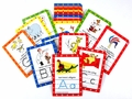 Dr. Seuss Alphabet Oversized Flashcards