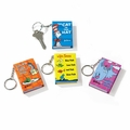 Dr. Seuss Book Keychains 24 Pack