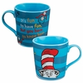 Dr. Seuss Cat in the Hat 12 oz. Ceramic Coffee Mug