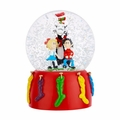 Dr. Seuss Cat In The Hat Holiday Waterglobe