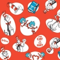 Dr. Seuss Cat in the Hat Jumbo Gift Wrap