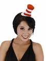 Dr. Seuss Cat in the Hat Mini Hat Headband