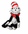 Dr. Seuss Cat in the Hat Plush Small 9""