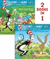 Dr. Seuss Cat in the Hat Thump! And The Lost Egg Combo Book