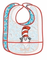 Dr. Seuss Cat in the Hat Two Piece EVA Bib Set