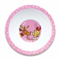 Dr. Seuss Cindy Lou Who with Max Melamine Bowl