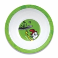 Dr. Seuss Green Eggs and Ham Melamine Bowl