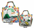 Dr. Seuss Green Eggs and Ham Sam I Am Small Tote Bag