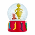 Dr. Seuss Grinch's Small Heart Waterglobe