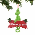 Dr. Seuss Grinchmas 2014 Ornament