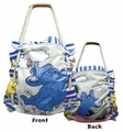 Dr. Seuss Horton and Friends Large Tote Bag