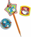 Dr. Seuss Lenticular Pencil Toppers 24 Pack