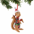 Dr. Seuss Max Argyle Sweater Ornament