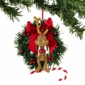 Dr. Seuss Max Sisal Wreath Ornament